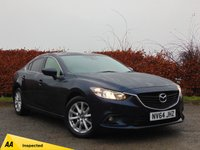 USED 2014 64 MAZDA 6 2.2 D SE-L NAV 4d * 128 POINT AA INSPECTED *