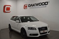 USED 2012 12 AUDI A3 2.0 SPORTBACK TDI QUATTRO S LINE S/S 5d 170 BHP HEATED S LINE LEATHER