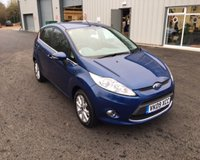 USED 2009 09 FORD FIESTA 1.4 ZETEC THIS VEHICLE IS AT SITE 1 - TO VIEW CALL US ON 01903 892224