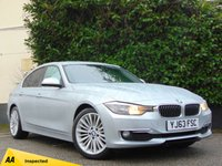 USED 2013 63 BMW 3 SERIES 2.0 320D LUXURY 4d  * 128 POINT AA INSPECTED *