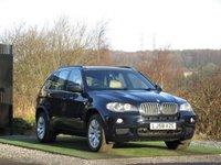 USED 2009 58 BMW X5 3.0 XDRIVE35D SE 5d AUTO 282 BHP
