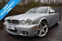 2009 JAGUAR XJ 2.7 V6 SOVEREIGN 4d AUTO 204 BHP £10990.00