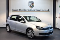 USED 2009 59 VOLKSWAGEN GOLF 1.6 SE TDI DSG 5DR 103 BHP + FULL SERVICE HSTORY + SPORT SEATS + CRUISE CONTROL + HEATED MIRRORS + AUXILIARY PORT + 16 INCH ALLOY WHEELS +