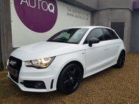 2014 AUDI A1 1.4 SPORTBACK TFSI S LINE 5d AUTO 122 BHP £14500.00