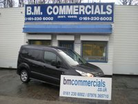USED 2014 64 FORD TRANSIT CONNECT 1.6 200 LIMITED P/V 1d 114 BHP