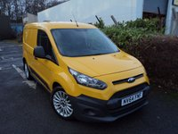 2014 FORD TRANSIT CONNECT 1.6 200 P/V 1d 94 BHP £8488.00
