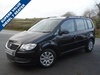 USED 2010 10 VOLKSWAGEN TOURAN 1.9 S TDI 5d 103 BHP **VEHICLE AT OUR UGBOROUGH  BRANCH**