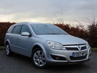 USED 2007 07 VAUXHALL ASTRA 1.6 DESIGN 5d **12 MONTHS FREE AA MEMBERSHIP**