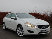 USED 2010 60 VOLVO V60 2.4 D5 SE LUX 5d * BUY NOW PAY NOTHING FOR 6 MONTHS *