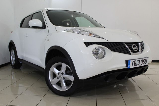 View our 2013 13 NISSAN JUKE 1.6 VISIA 5DR 93 BHP