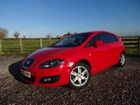 USED 2012 12 SEAT LEON 1.6 TDI ECOMOTIVE SE Copa  ONLY 1 OWNER FROM NEW