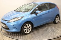 USED 2009 FORD FIESTA 1.2 STYLE PLUS 3d 81 BHP