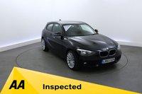 USED 2013 63 BMW 1 SERIES 2.0 116D SE 3d AUTO 114 BHP DAB RADIO - BLUETOOTH