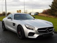 USED 2016 16 MERCEDES-BENZ AMG GTS 4.0 AMG GT S PREMIUM 2d AUTO 503 BHP PREMIUM-DRIVING-NIGHT PACKAGE