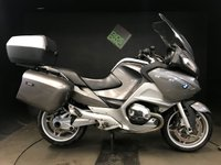USED 2013 13 BMW R1200RT SE. 2013. FSH. 24.5K. ASC.ESA.ABS.H SEATS.H GRIPS.TOP BOX