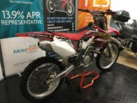 USED 2006 06 HONDA CRF450R HONDA CRF450 OFF ROAD