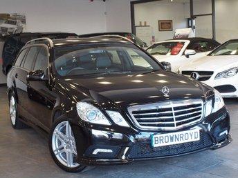 2011 MERCEDES-BENZ E CLASS 2.1 E250 CDI BLUEEFFICIENCY SPORT ED125 5d AUTO 204 BHP £12990.00
