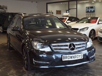 2013 MERCEDES-BENZ C CLASS 2.1 C250 CDI BLUEEFFICIENCY AMG SPORT PLUS 5d AUTO 202 BHP £13490.00