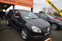 USED 2008 58 NISSAN QASHQAI 2.0 TEKNA DCI 4WD 5d AUTO 148 BHP A top specification Nissan Qashqai 2.0dci 4x4 diesel AUTO 5dr in black.
