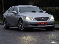 2009 LEXUS LS 460 SE 4dr AUTO  £5950.00