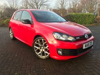 2011 VOLKSWAGEN GOLF 2.0 GTI EDITION 35 5d 234 BHP £12495.00