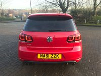 USED 2011 61 VOLKSWAGEN GOLF 2.0 GTI EDITION 35 5d 234 BHP