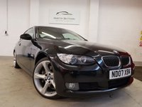 2007 BMW 3 SERIES 2.5 330D SE 2d AUTO 228 BHP £6895.00