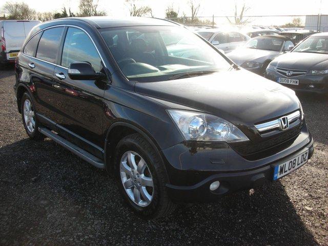 2008 08 HONDA CR-V 2.2 I-CTDI ES 5d 139 BHP