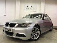2010 BMW 3 SERIES 2.0 318D M SPORT 4d 141 BHP £6795.00