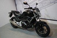 2013 HONDA NC 700 SAC ABS, 670cc £3990.00