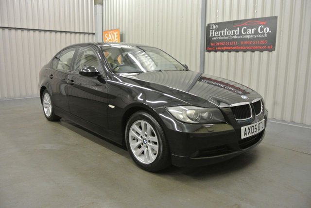 2005 05 BMW 3 SERIES 2.0 320D SE 4d AUTO 161 BHP