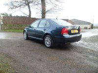 USED 2004 54 VOLKSWAGEN BORA 1.9 HIGHLINE TDI 4d 129 BHP PRIVATE PLATE INCLUDED. HEATED SEATS. RECENT CAM BELT. IMMACULATE CONDITION. CRUISE CONTROL. FULL HISTORY