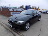 USED 2012 12 BMW 1 SERIES 2.0 116D SE 5d 114 BHP