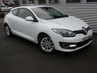 USED 2014 64 RENAULT MEGANE 1.5 DYNAMIQUE TOMTOM DCI EDC 3d AUTO 110 BHP