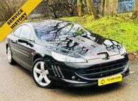 2007 PEUGEOT 407 2.9 COUPE GT 2d AUTO 208 BHP £2500.00