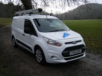 2015 FORD TRANSIT CONNECT 1.6 210 TREND P/V 1d 94 BHP £7995.00