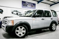 USED 2007 07 LAND ROVER DISCOVERY 2.7 3 TDV6 HSE 5d 188 BHP