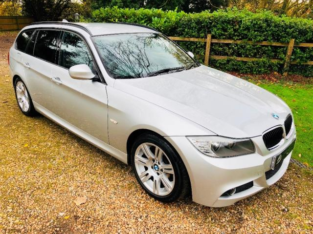 2011 61 BMW 3 SERIES 2.0 320d M Sport Touring 5dr