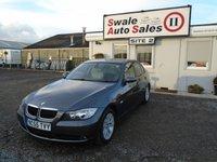 USED 2005 55 BMW 3 SERIES 2.0 320I SE 4d 148 BHP £22 PER WEEK, NO DEPOSIT - SEE FINANCE LINK BELOW