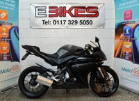 USED 2014 14 YAMAHA YZF R125 LEARNER LEGAL SPORTS STYLE COMMUTER 125cc