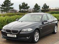 2013 BMW 5 SERIES 2.0 525D SE 4d AUTO 215 BHP £13995.00