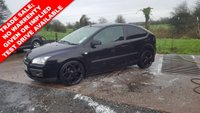 USED 2006 FORD FOCUS 1.6 SPORT 3d 100 BHP *** SOLD WITH 1 YEAR MOT ***