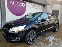 2015 CITROEN DS4 2.0 HDI DSPORT 5d 161 BHP £10995.00