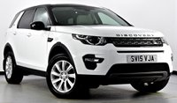 USED 2015 15 LAND ROVER DISCOVERY SPORT 2.2 SD4 SE Tech 4X4 5dr Auto [7 Seats] Reverse Cam, Power Boot + More