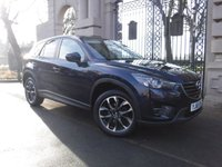 USED 2015 65 MAZDA CX-5 2.2 D SPORT NAV 5d AUTO AWD 173 BHP ****FINANCE ARRANGED***PART EXCHANGE***FULL LEATHER**1 OWNER**