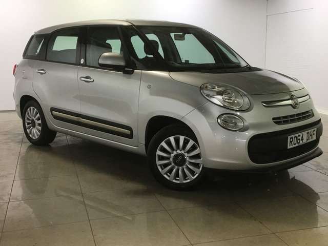 View our 2014 64 FIAT 500L MPW 1.2 MULTIJET POP STAR 5d 85 BHP