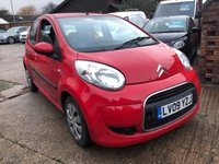 2009 CITROEN C1 1.0 VTR Automatic 5dr Plug In Full Electric  £1990.00