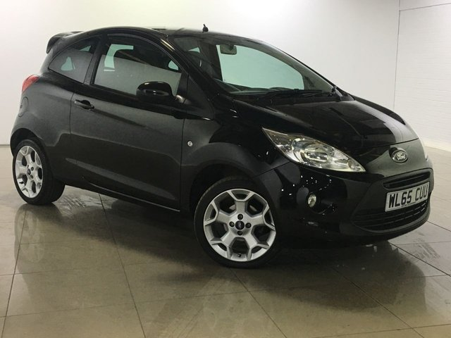 View our 2016 65 FORD KA 1.2 ZETEC 3d 69 BHP