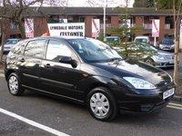 2004 FORD FOCUS 1.4 CL 5d 74 BHP £750.00