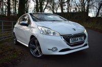 2014 PEUGEOT 208 1.6 THP GTI 3d 200 BHP £9495.00